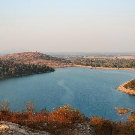 Purulia District, India: MURGUMA DAM