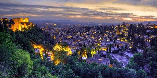 La Alhambra y Granada diferentes