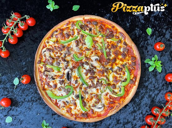 Pizza Plus special