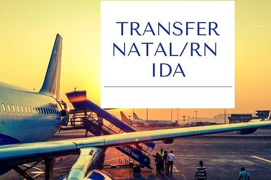 Transfer IDA - Aeroporto até o seu...