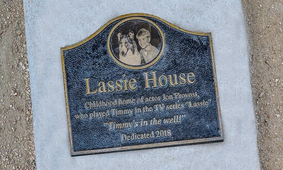 Pomona, CA: Historic Plaque