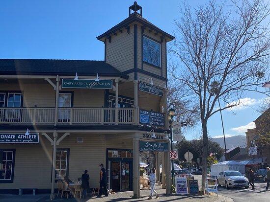 Pleasanton Old Town
