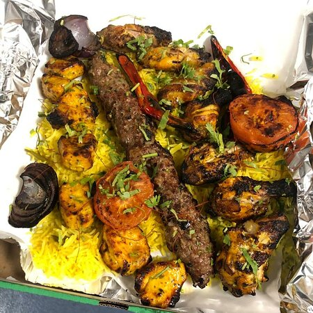 Try Authentic Indian Middle Eastern Cuisine