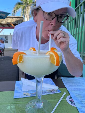 Loved my drink!happ
