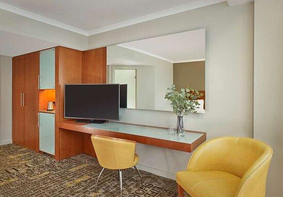 Executive King Bedroom