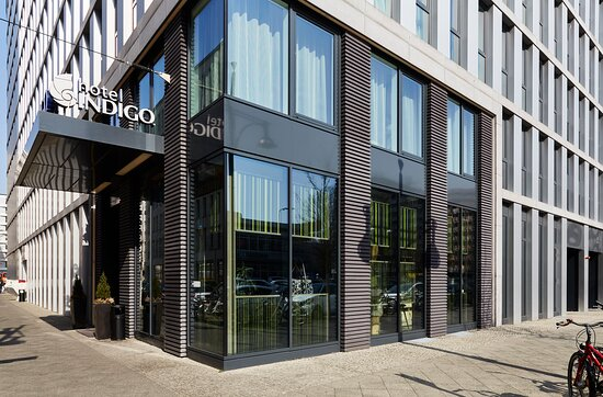 Hotel Indigo, a welcoming sanctuary in the centre of Mitte.