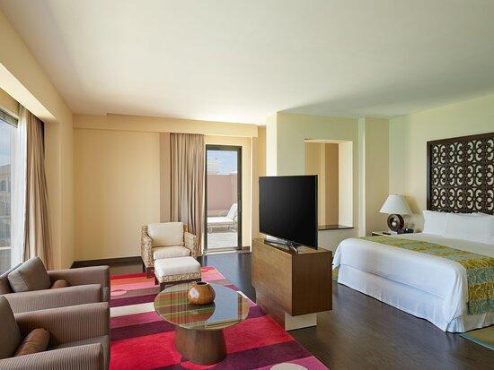 GFACBAI Penthouse Suite Master Bedroom