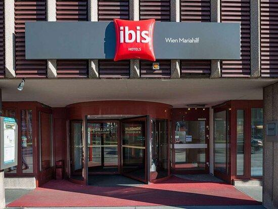 Ibis Wien Mariahilf Hotel, Hotels in Wien