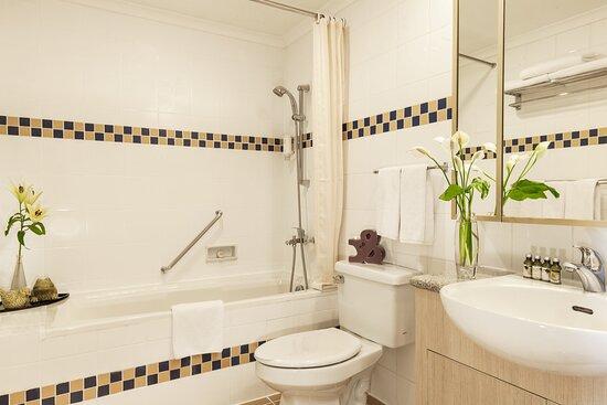 Bathroom of 2-Bedroom Apartment