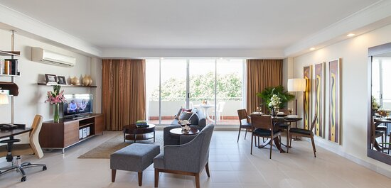 Living Room of 2-Bedroom Apartment