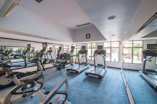 Somerset Ho Chi Minh City Gymnasium