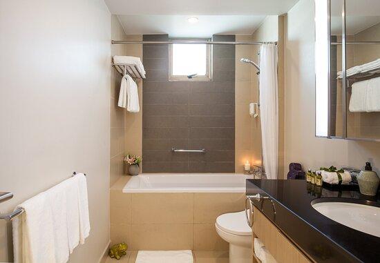 Bathroom of 3-Bedroom Apartment