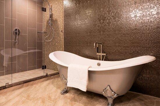 Executive Suite - Guest Bathroom