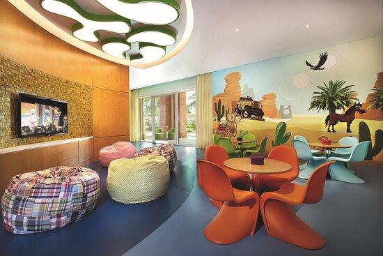 Ritz Kids Club Room