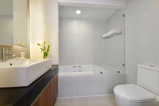 Bathroom of Two Bedroom Deluxe