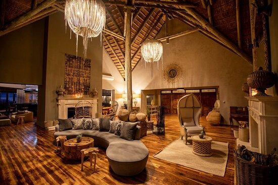 Sky Lodge Interior