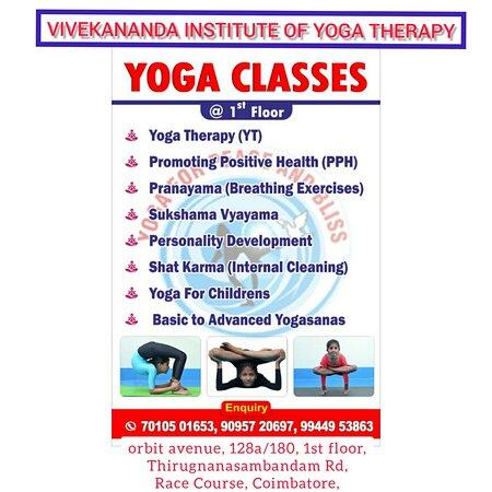 Vivekananda Institute of Yoga Therapy