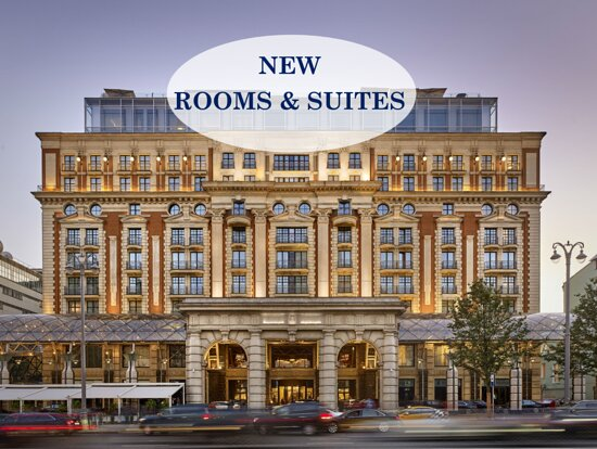 The Ritz-Carlton, Moscow, Hotels in Moscow
