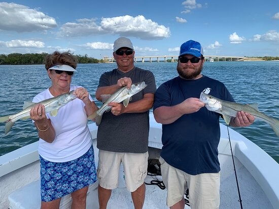 William was wonderful! We had an amazing midday fishing charter. So much fun so many fish! Thank you for great memories! My husband and son had a ball!