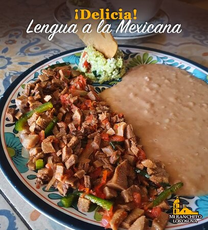 Lengua a la mexicana