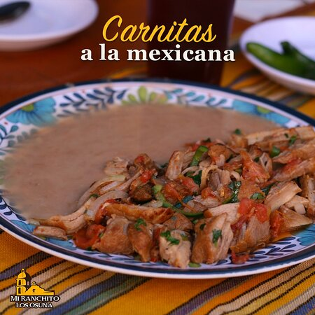 Carnitas a la mexicana