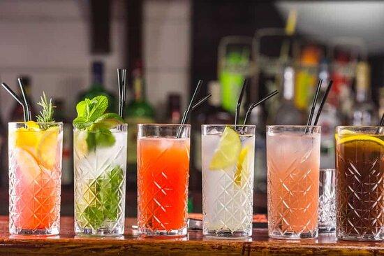 The Agave Bar