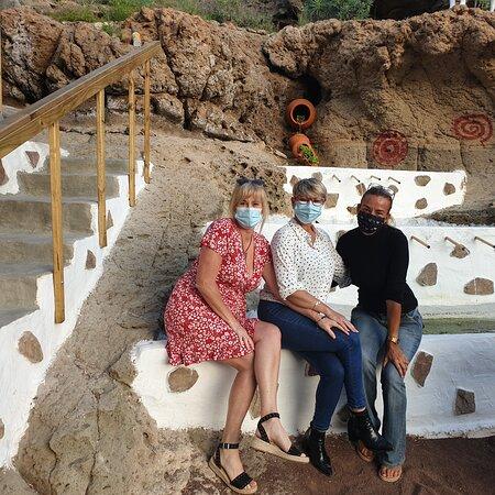 La Playa de Tauro, Spain: Buena comida