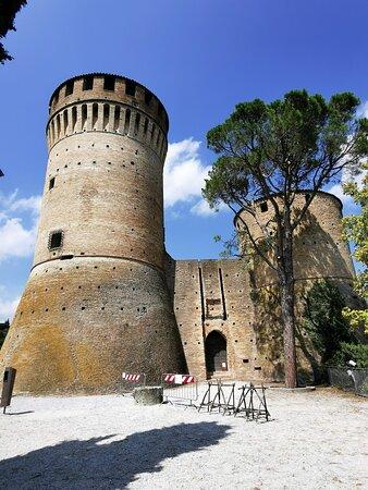 Brisighella, Italy: La principale torre della rocca