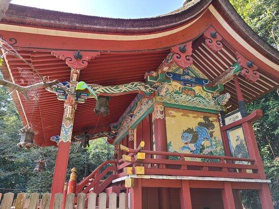 Ten Shrine