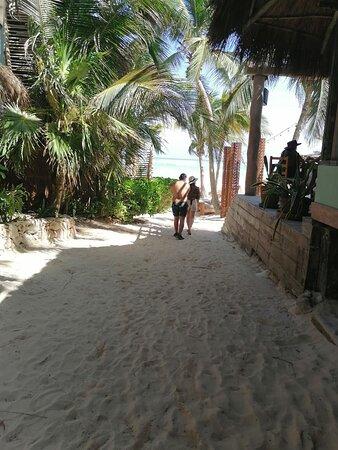 Ahau Restaurant & Beach Grill