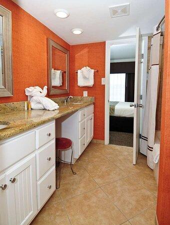 Guest Bathroom 3 Bedroom Cottage