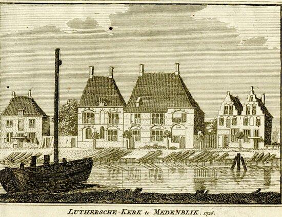 Lutherse Kerk (1710)