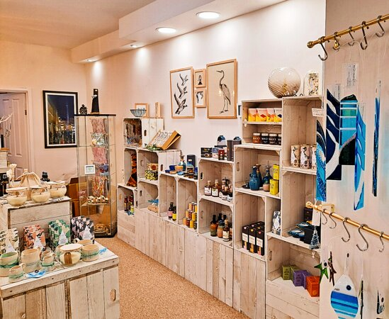 Foodie section of the gallery showcasing artisanal products, creations and discoveries from around the globe