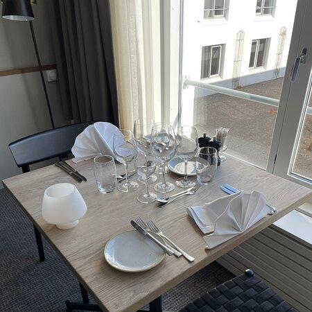 Snekkersten, Danmark: Gourmet