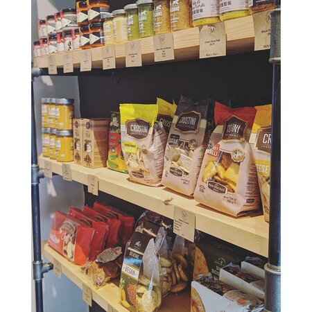 Our range of biscuits and crackers