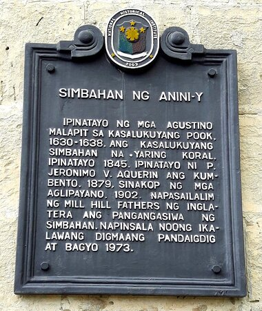Panay Island, Philippines: Saint John Nepomucene Church