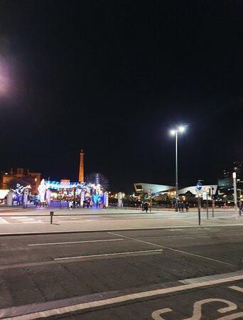 Albert Dock along Strand Street
