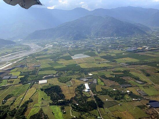 Mandarin Airlines: 台東市郊