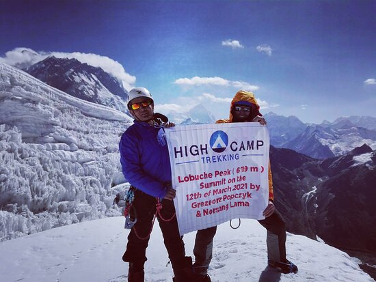 High Camp Trekking