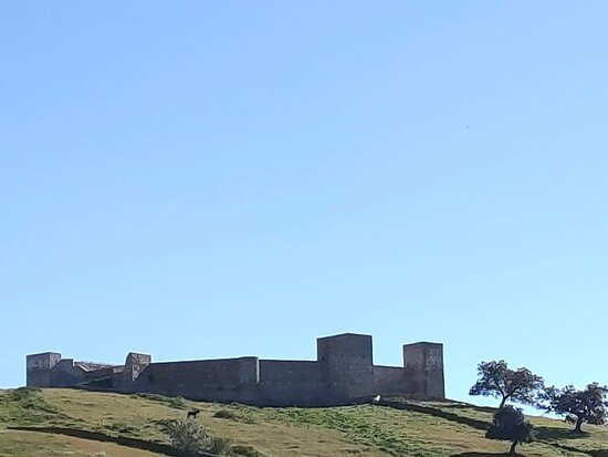 Castillo de El Real de la Jara