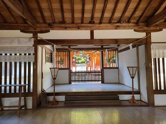 Saka Shrine