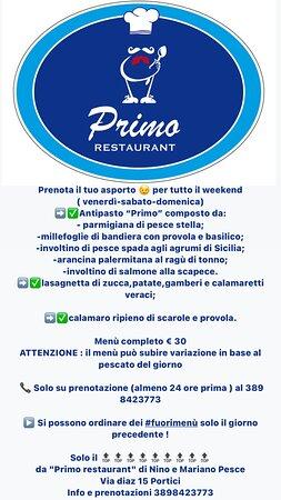 Primo Restaurant Portici