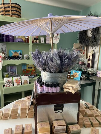 Lost Hills, CA: Visit our Gift Shop for hand-made soaps, Hydrosol, honey, home goods, gourmet items, bath and body, toys, apparel, and other gift giving ideas. We carry regional products!