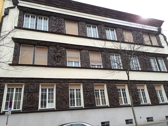 Schokoladenhaus