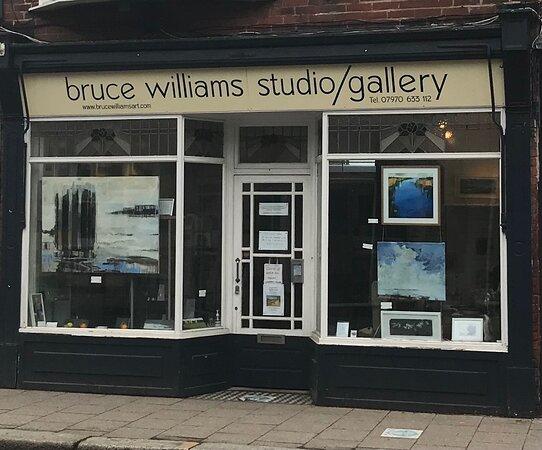 Bruce Williams Studio/gallery