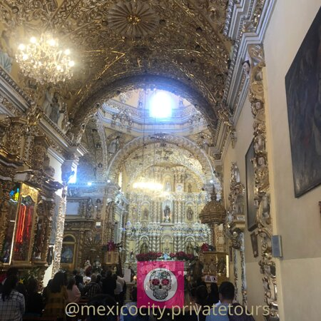 Mexico City Private Tours, Cholula Puebla ,