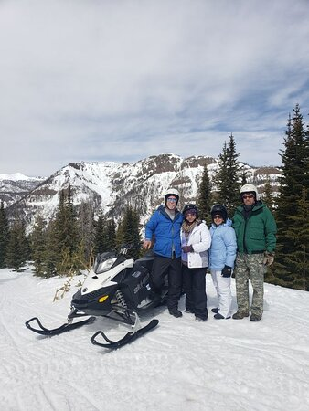 First Day of Spring @ 10,000 ft!