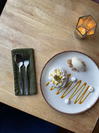 Homemade desserts by our pastry chef - to suit all seasons