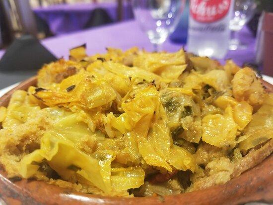 Tumbet (similar to ratatouille)