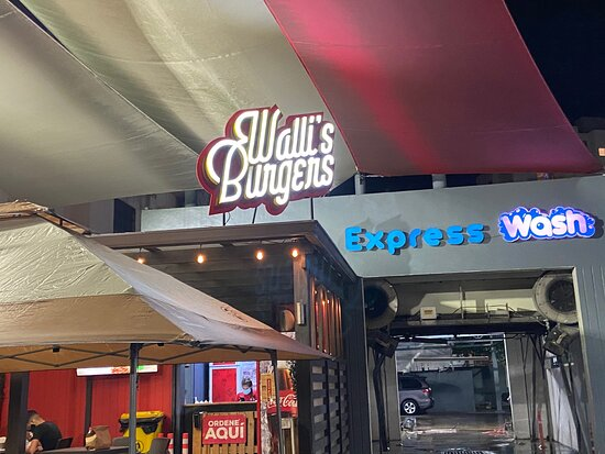Walli's Burger